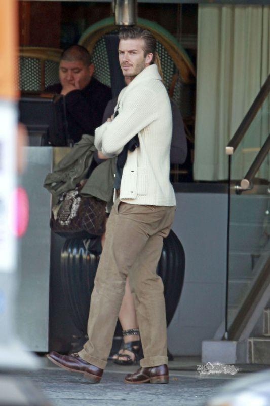 Top 10 David Beckham Fashion Moments Ldnfashion