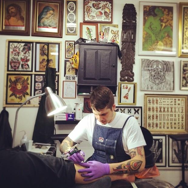 Seven Doors Tattoo Fashion Street