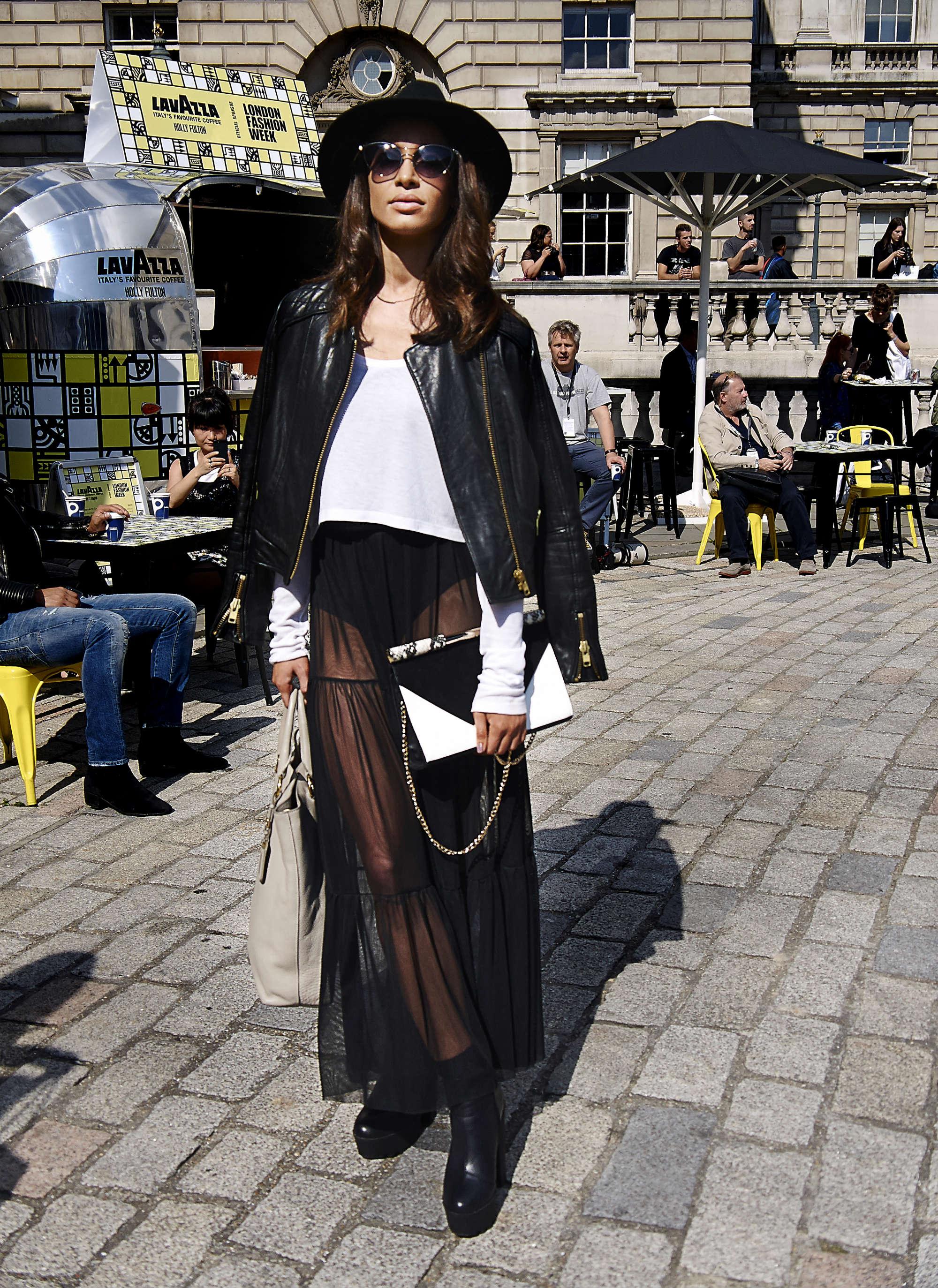 London Fashion Week Ss15 Street Style Day 1 Ldnfashion