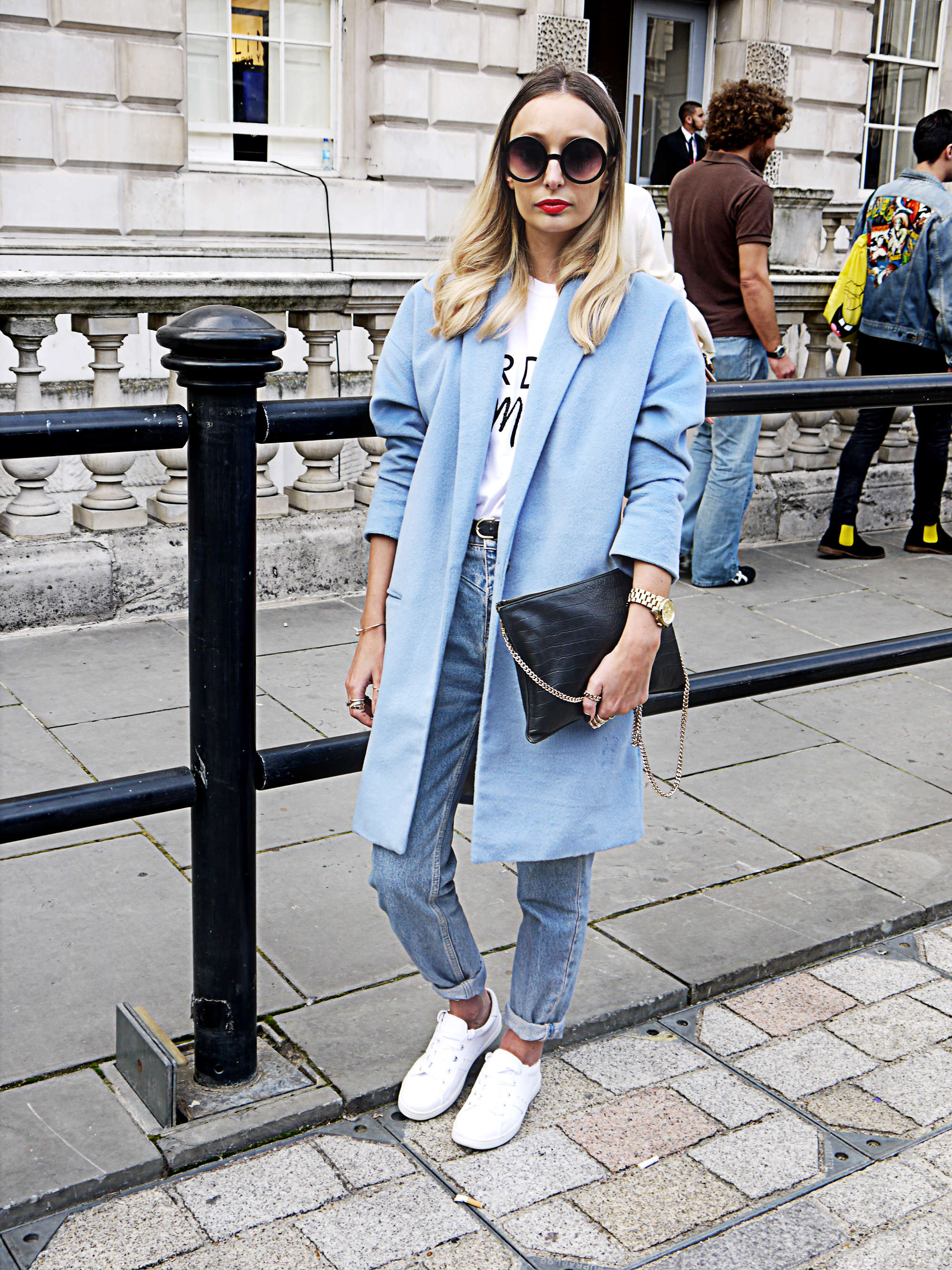 London Fashion Week Ss15 Street Style Day 3 Ldnfashion